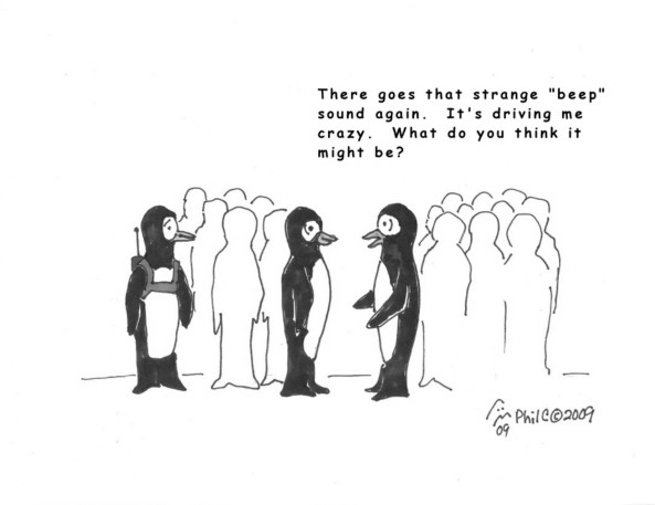Cartoon024PenguinTracking
