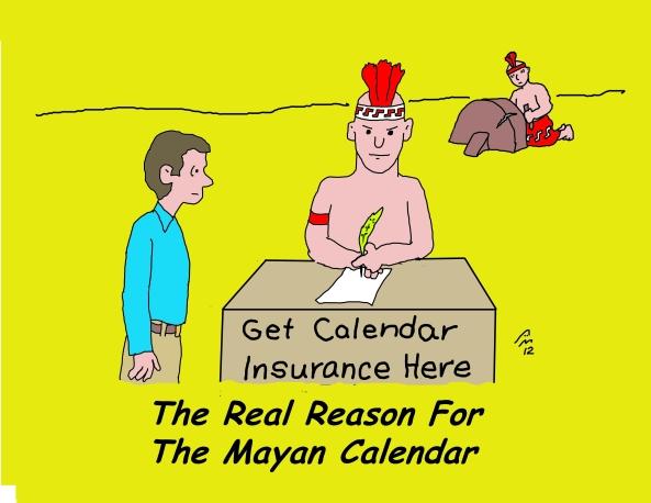 MayanCalendarInsurance