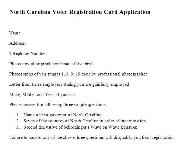 Apartheid Had Its Dompass; North Carolina Calls It A Voter ...