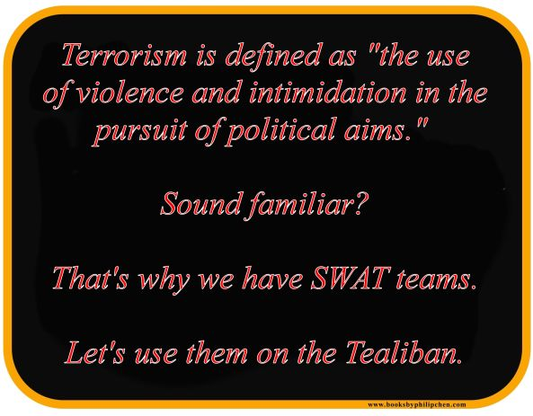 TerrorismTealiban